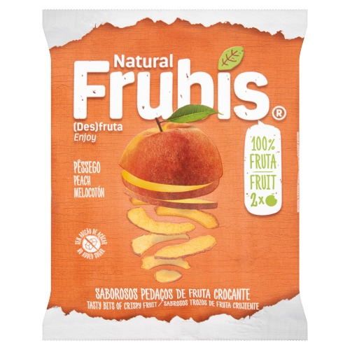 Frubis Stukjes Perzik 20 g (20g)