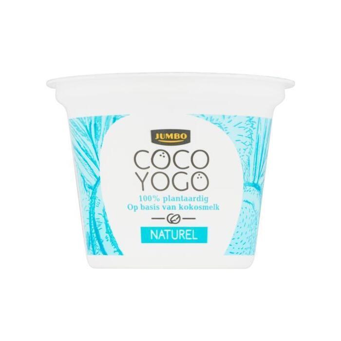 Jumbo Coco Yogo Naturel 250 g (250g)