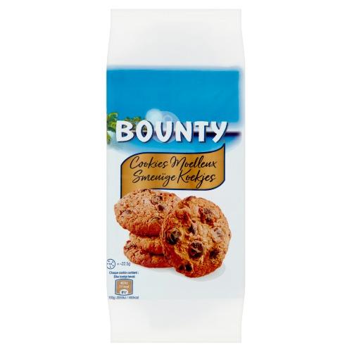 Bounty smeuïge koekjes 180 GRM bakje (180g)
