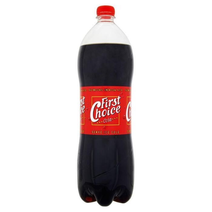 First Choice Cola (rol, 150 × 1.5L)