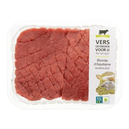 Beter leven biefstuk kruidenboter (270g)