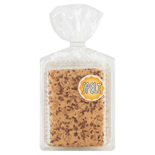 Spelt, Crackers (bak) (200g)