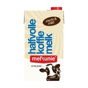 Halfvolle Koffiemelk (pak. 465ml) (46.5cl)