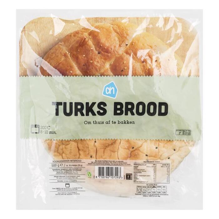 Turks brood (500g)