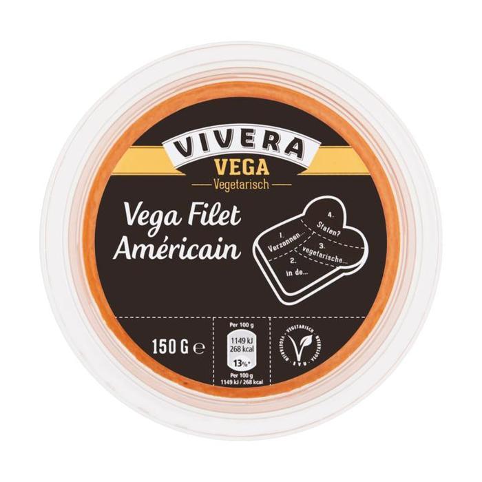 Filet americain (150g)