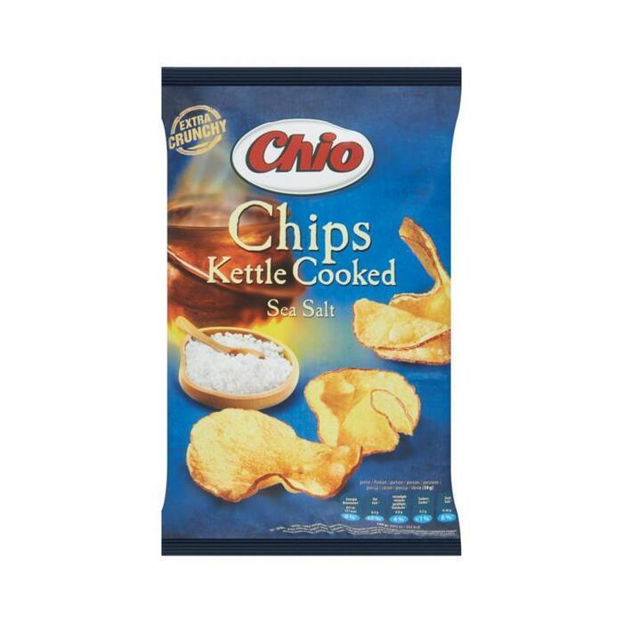 Chips kettle cooked sea salt (150g)