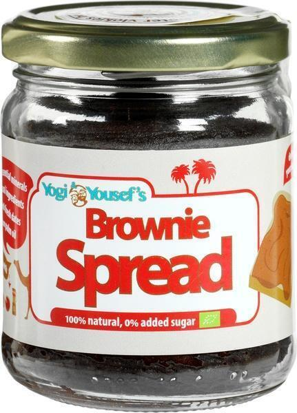 Dadelspread brownie (200g)