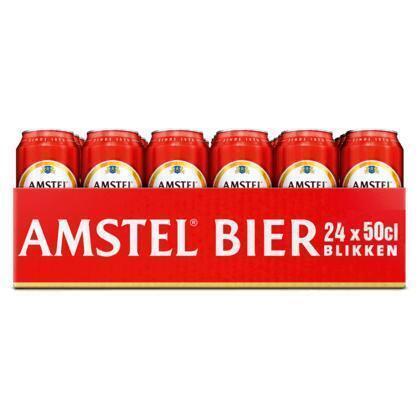 Amstel Bier (blik, 24 × 12ml)