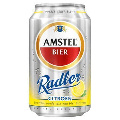Amstel Bier Radler (rol, 33 × 33cl)