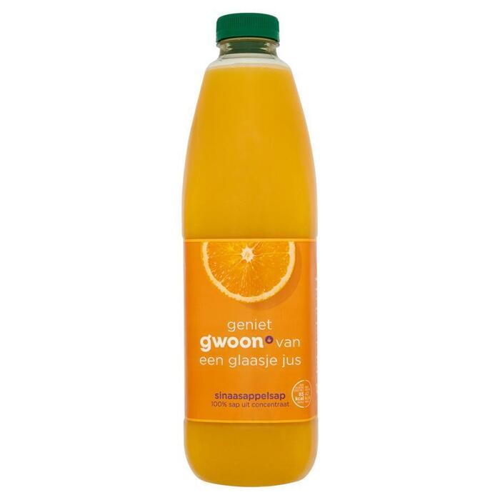 g'woon Sinaasappelsap (1.5L)