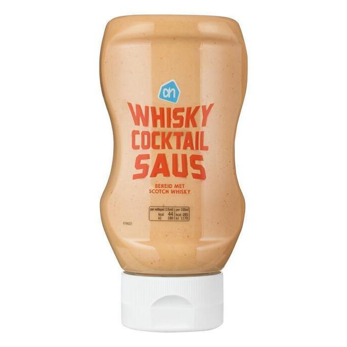 AH Whisky Cocktailsaus (30cl)