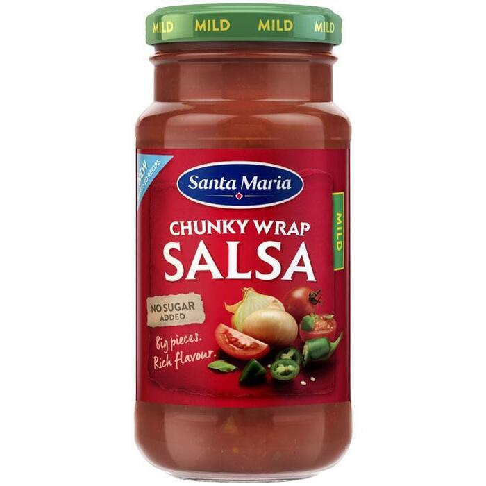 Chunky wrap salsa mild (Stuk, 230g)