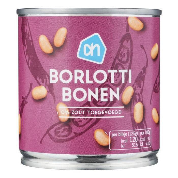AH Borlotti bonen 0% klein (200g)