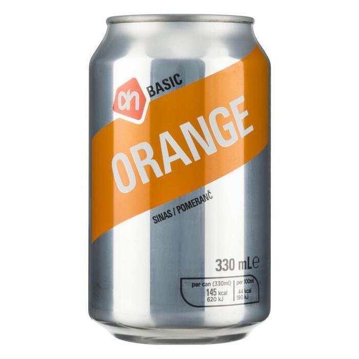 Orange (blik, 33cl)