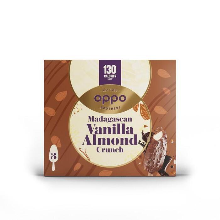 Oppo Sticks vanilla & almond