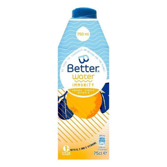 B-Better Water immunity (rol, 75 × 0.75L)