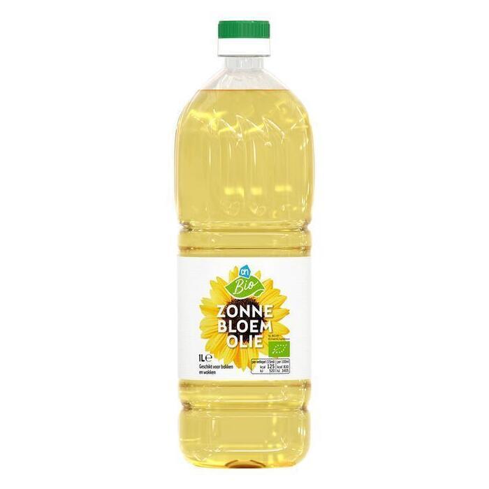 Zonnebloemolie (petfles, 1L)