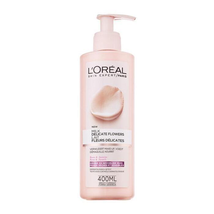 L'Oréal Dermo expertise flowers cleansing milk (40cl)