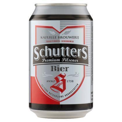 Schutters bier (rol, 33 × 33cl)