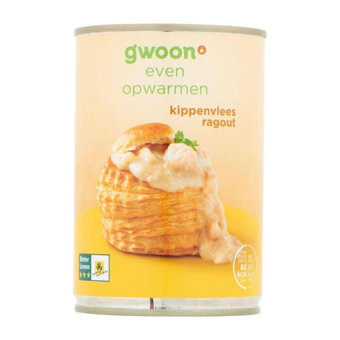 g'woon Kippenragout (400g)