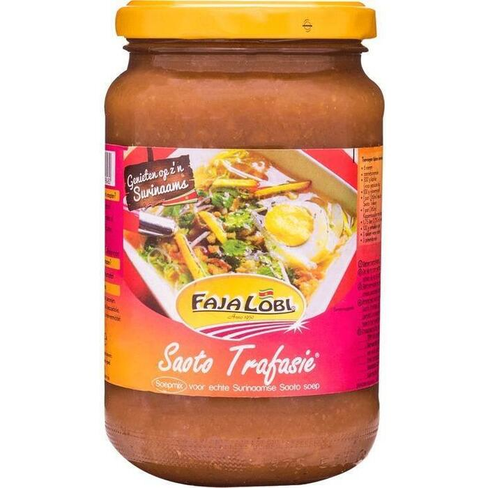 Faja Lobi Saoto Trafasie 360g (33cl)