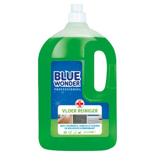 Blue Wonder Vloerreiniger Professioneel 1500 ml (1.5L)