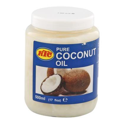KTC Pure Kokosolie 500 ml (0.5L)