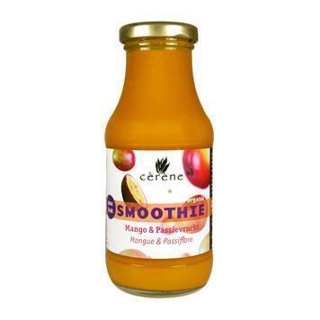Smoothie Mango en Passievrucht (Glas, 250ml)