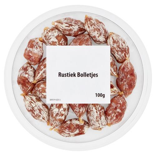 Rustiek Bolletjes 100 g (100g)