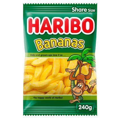 Haribo Bananen (240g)