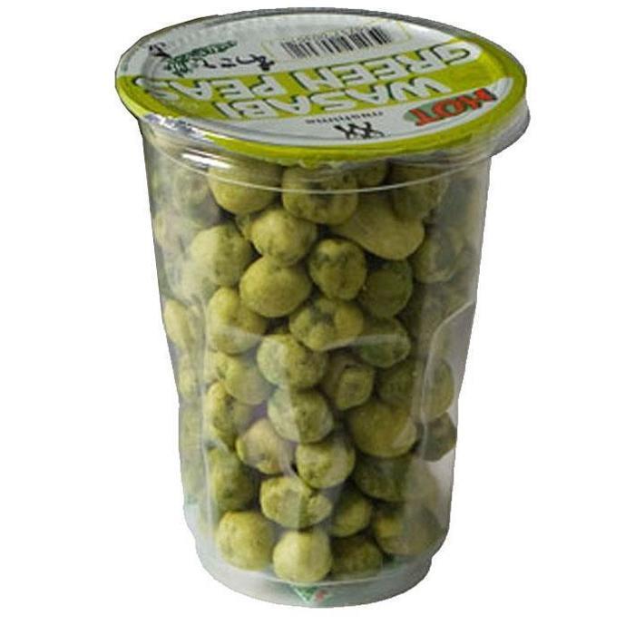 Japans wasabi green peas (85g)