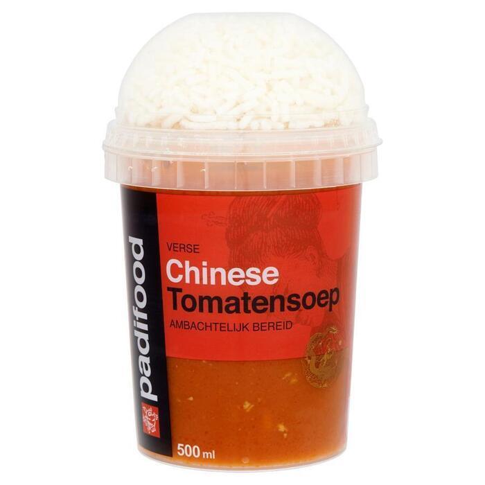 Chinese tomatensoep (0.5L)
