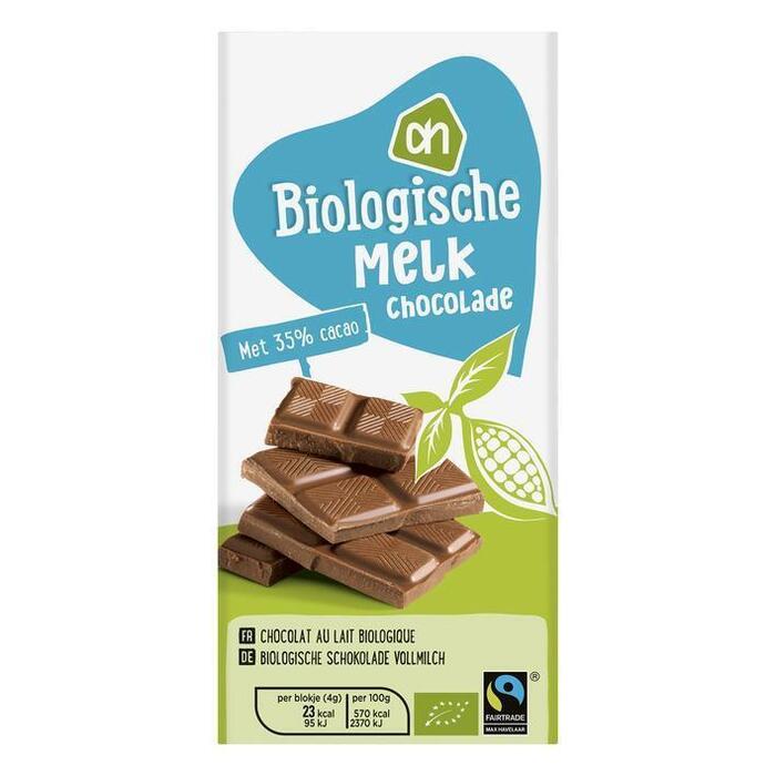 Melkchocolade (100g)