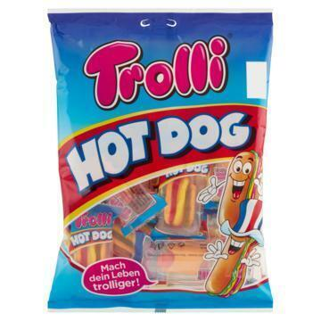 Trolli Hotdog 15 x 10 g (15 × 10g)