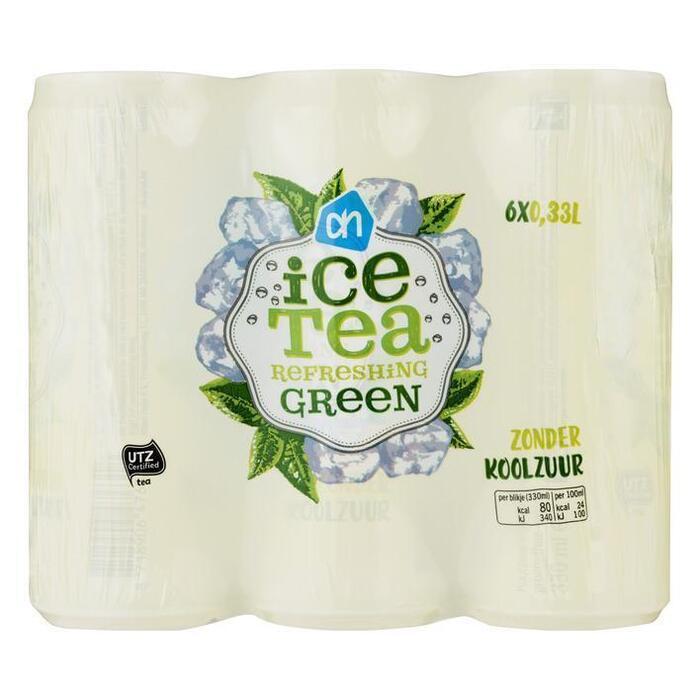 AH Ice tea green (6 × 33cl)