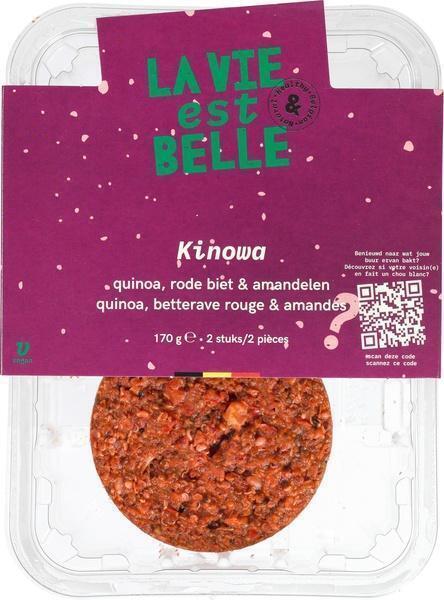 Kinowa burger (170g)