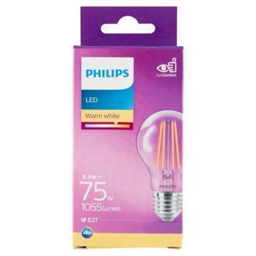 Philips Fil std E27 75W