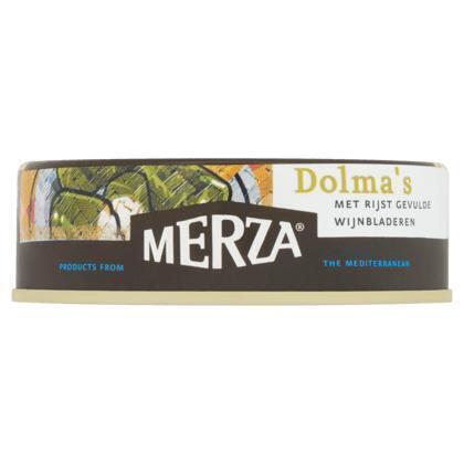 Dolma's met Rijst gevulde Wijnbladeren (blik, 200g)