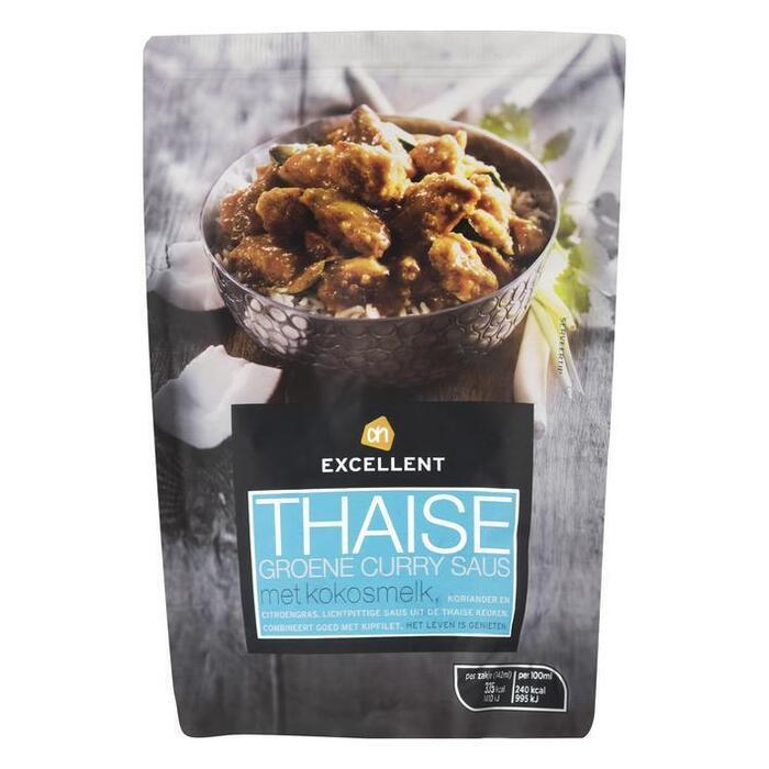 Thaise groene curry saus (160g)