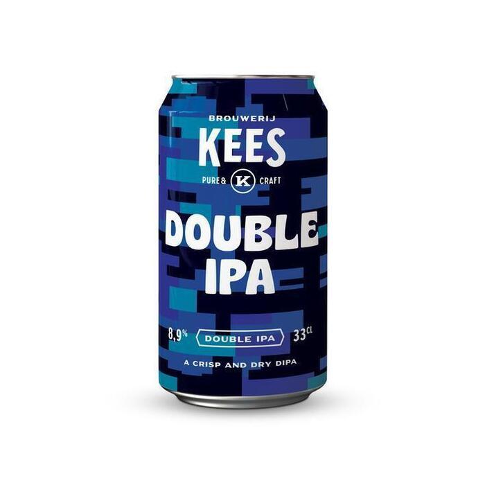 Brouwerij Kees Double IPA fles (33cl)