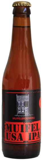 Muifel Brouwerij Usa Ipa Fles 33cl (rol, 33 × 33cl)