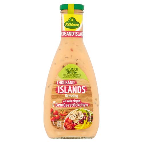Kühne Thousand Islands Dressing 500 ml (0.5L)