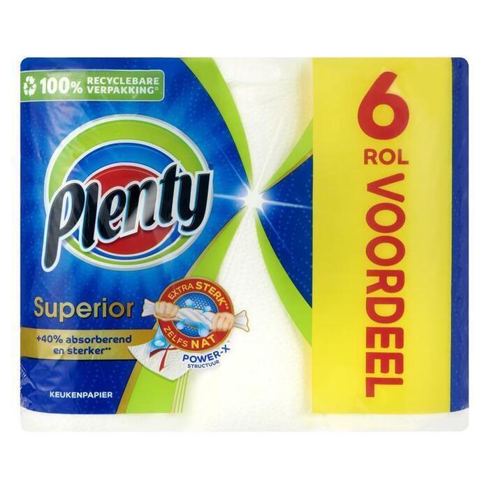Plenty Keukenpapier extra strong (rol)