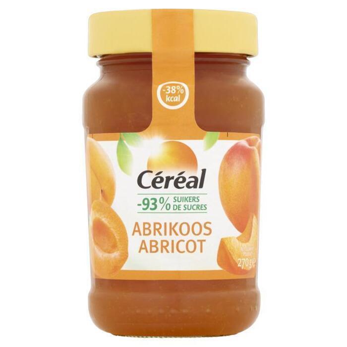 Jam Abrikoos (pot, 270g)