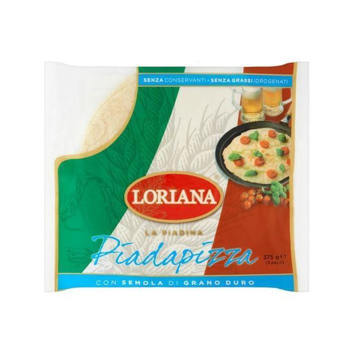 Loriana La piadina piadapizza (375g)