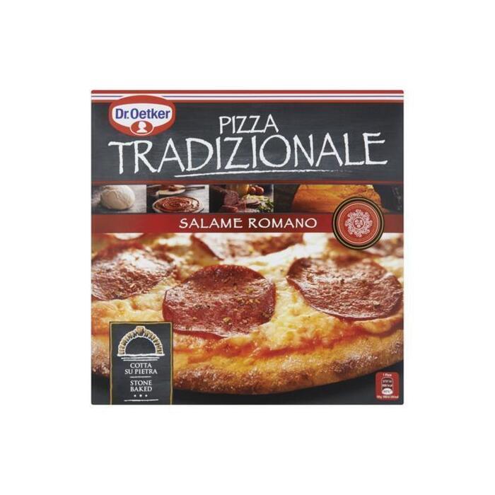 Pizza Tradizionale Salame (370g)