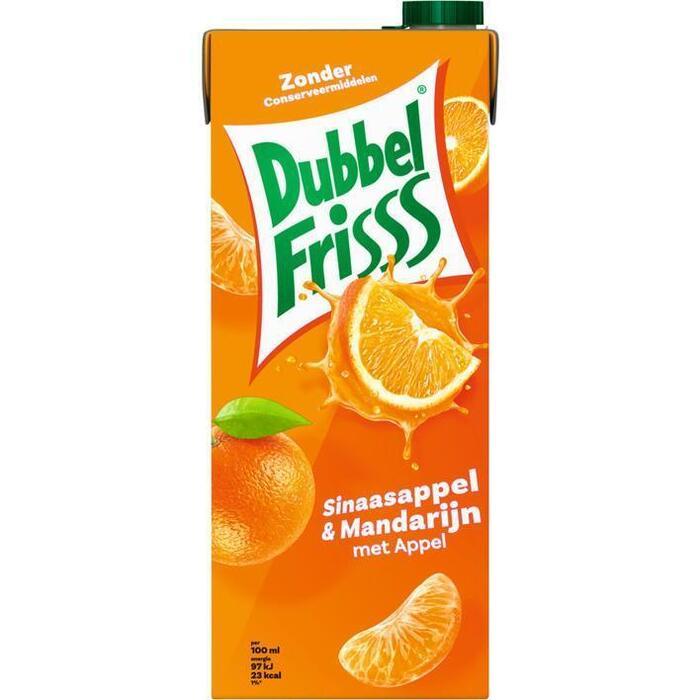 Dubbel Frisss sinaasappel mandarijn (1.5L)