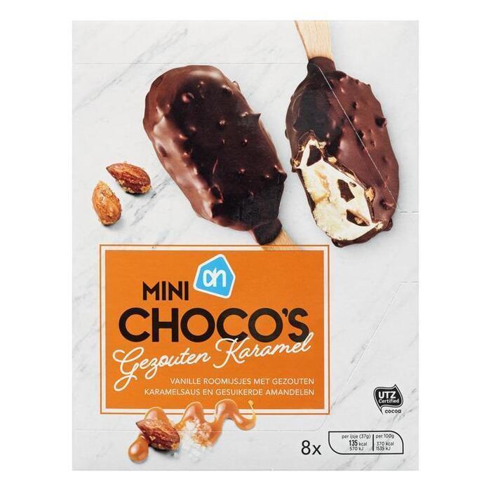 AH Mini choco's gezouten karamel (296g)