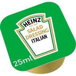 HEINZ SALAD DRESSING ITALIAN 100 CUPS (100 × 2.5L)