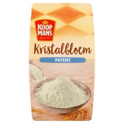 Koopmans Patentbloem kristal (500g)
